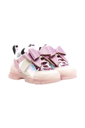 Sneakers rosa teen Monnalisa kids | 12 | 8C800387060091T