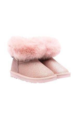 pink ankle boots  Monnalisa kids | 12 | 8C80098703G091