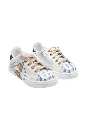 White girl sneakers  Monnalisa kids | 12 | 8C801487170156