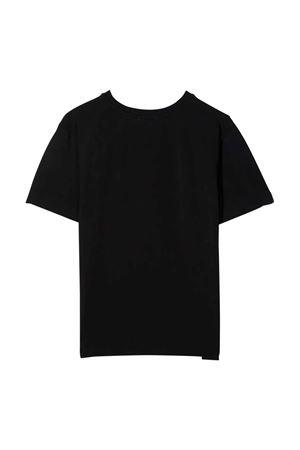 black t-shirt  MOSCHINO KIDS | 5032307 | H5M02XLBA0160100