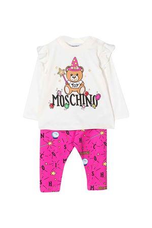 Completo neonata MOSCHINO KIDS | 42 | MDK01XLBB7010063