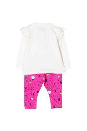 ìnewborn outfit  MOSCHINO KIDS   42   MDK01XLBB7010063