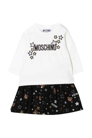 newborn outfit  MOSCHINO KIDS   42   MDK01ZLDB7083409