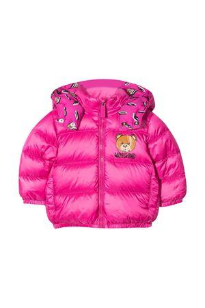 baby fucsia down jacket  MOSCHINO KIDS | 13 | MMS015L3A3250323