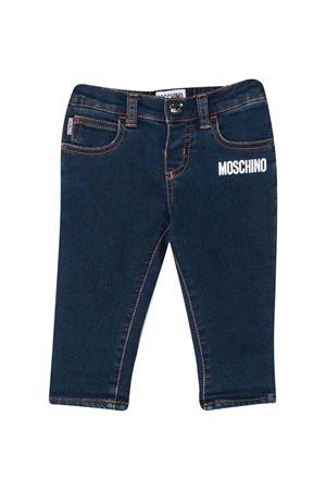 Jeans neonato MOSCHINO KIDS | 9 | MUP03RLDE0740285