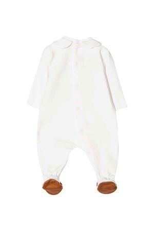 Tutina bianca neonato MOSCHINO KIDS | 1491434083 | MUT02DLDA1410063