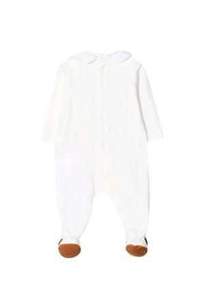 Tutina neonato bianca MOSCHINO KIDS | 75988882 | MUY03LLDA1410063