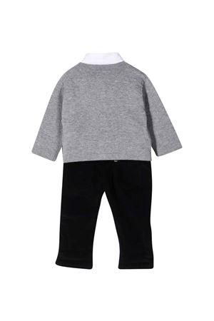 Completo grigio neonato MOSCHINO KIDS | 5032246 | MUY03QLVA0060100