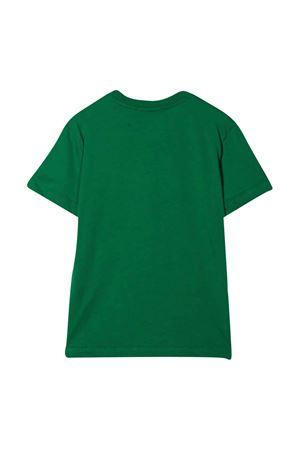 T-shirt verde unisex MSGM KIDS | 8 | MS027677088