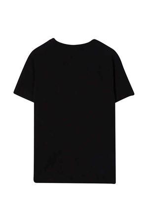 T-shirt nera unisex MSGM KIDS | 8 | MS027677110