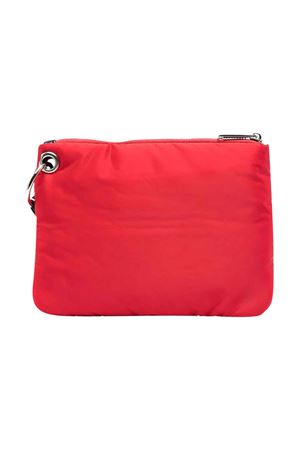Red clutch bag MSGM KIDS   62   MS027725040
