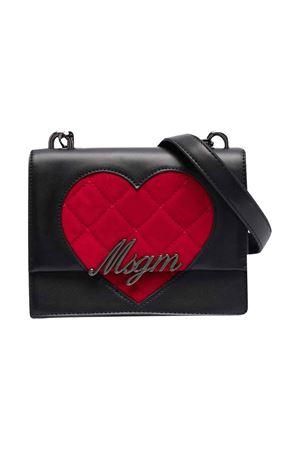 Black bag  MSGM KIDS   31   MS027727110