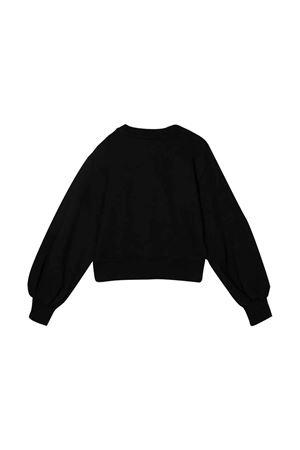 black teen sweatshirt  MSGM KIDS   -108764232   MS027793110T