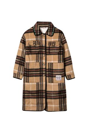 Cappotto marrone teen N°21 | 3 | N21151N01580N711T