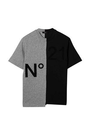 T-shirt bicolore bambino N°21 | 7 | N21172N00040N901