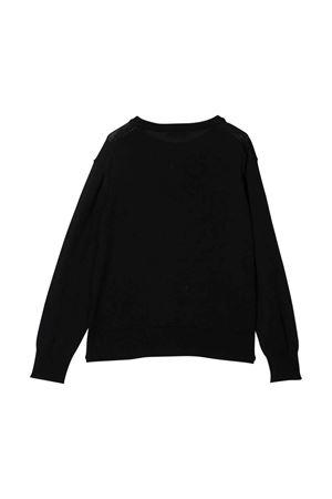 Maglione nero bambino N°21 | 7 | N21194N01220N900
