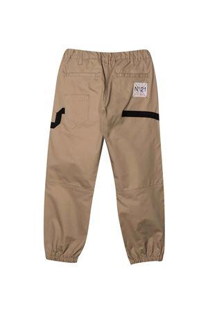 Pantaloni beige teen N°21 | 9 | N21221N01590N710T