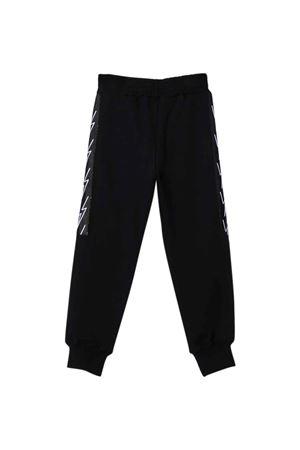 Black teen jogger pants NEIL BARRETT KIDS | 9 | 028963110T