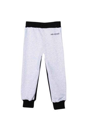 black teen jogger pants  NEIL BARRETT KIDS | 9 | 028965110/04T