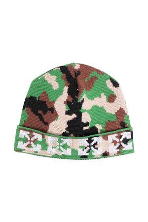 Cappello trama militare off-white kids | 75988881 | OBLC002F21KNI0015601