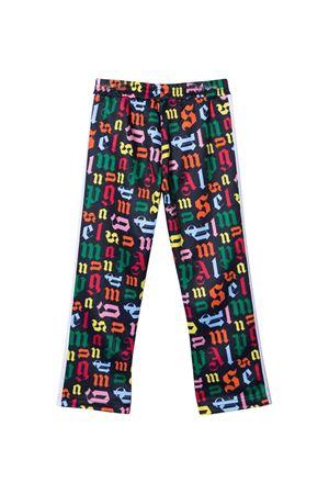 Multicolor print trousers Palm Angels kids PALM ANGELS KIDS | 9 | PBCA001F21FAB0021084