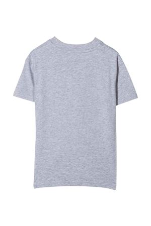 T-shirt grigia con stampa PALM ANGELS KIDS | 8 | PGAA002F21JER0010660