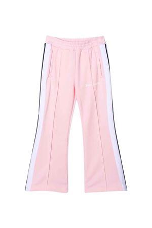 Pantalone rosa con bande laterali PALM ANGELS KIDS | 9 | PGCA001F21FAB0013001