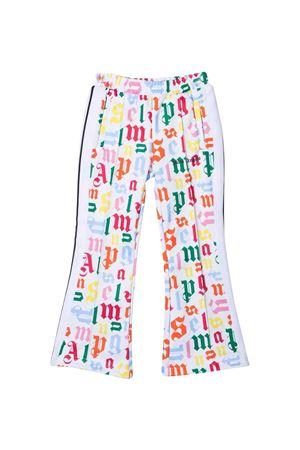 Pantalone con stampa multicolor PALM ANGELS KIDS | 9 | PGCA001F21FAB0028401