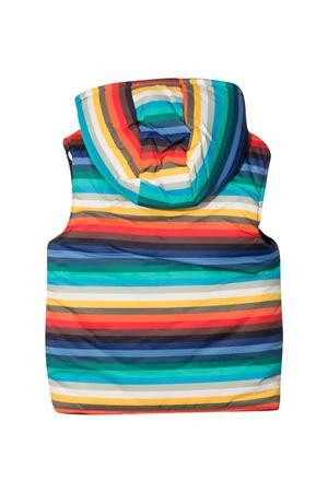 Piumino teen smanicato multicolor reversibile PAUL SMITH JUNIOR | 783955909 | P2603083DT
