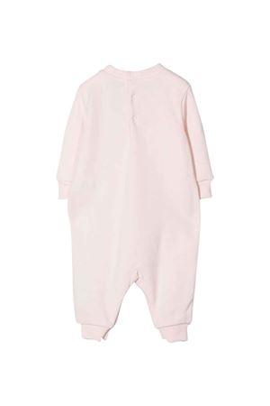 Tutina rosa con stampa RALPH LAUREN KIDS | 1491434083 | 310850995001