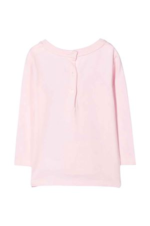 Pink t-shirt with frontal print RALPH LAUREN KIDS | 8 | 310854212001