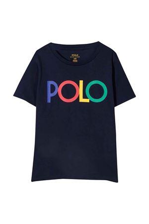 T-shirt blu RALPH LAUREN KIDS | 8 | 312844858001