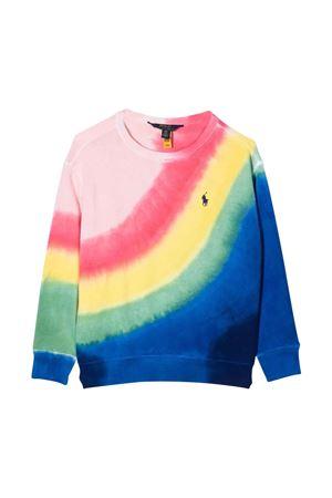 teen multicolored sweatshirt  RALPH LAUREN KIDS | -108764232 | 313841392001T