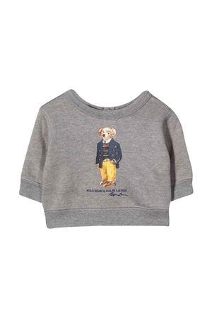 Gray shirt baby  RALPH LAUREN KIDS | 7 | 320853796003