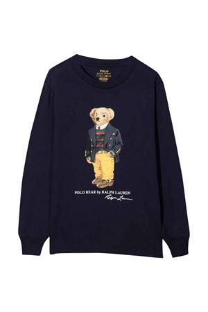 Blue sweatshirt RALPH LAUREN KIDS | 7 | 322852014002