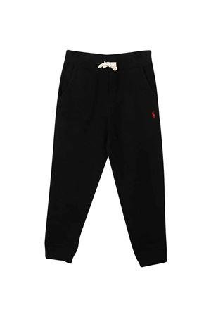 Pantaloni neri bambino RALPH LAUREN KIDS   9   323720897002