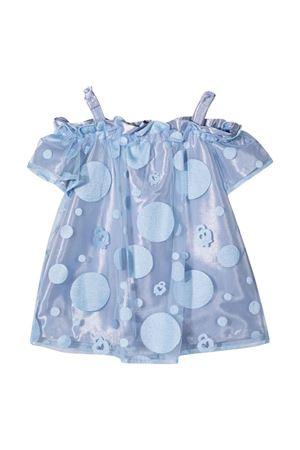 blue baby girl dress Simonetta   11   1P1021L0004601