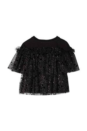 Blusa nera bambina Simonetta   5032334   1P5111T0004930