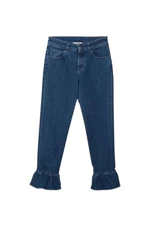 Jeans bambina Simonetta   9   1P6121D0004621