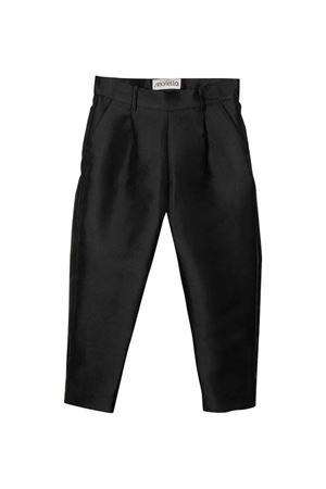 Pantaloni neri bambina Simonetta   9   1P6160S0023930