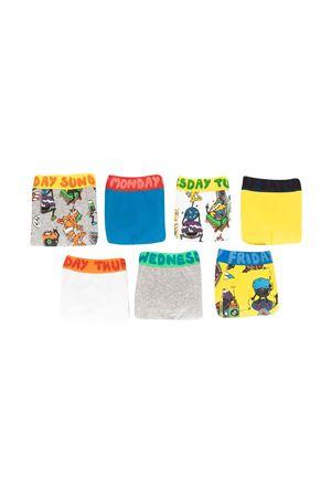 Set of seven boxers  STELLA MCCARTNEY KIDS | 75988882 | 600998SPJ72G900