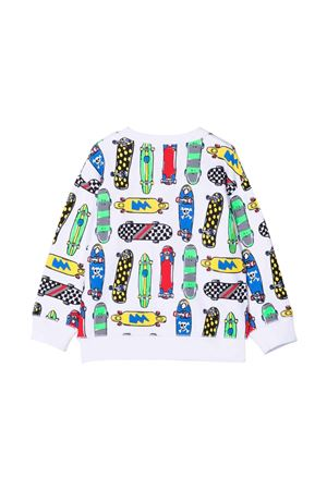 Patterned sweatshirt  STELLA MCCARTNEY KIDS | -108764232 | 602248SQJ46H922