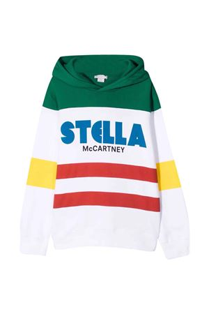 multicolored sweatshirt  STELLA MCCARTNEY KIDS   5032280   602249SRJ709100
