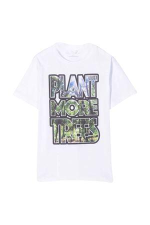 T-shirt bianca bambino STELLA MCCARTNEY KIDS | 8 | 602253SRJ489000