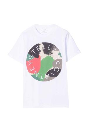T-shirt bianca bambino STELLA MCCARTNEY KIDS | 8 | 602253SRJ519000