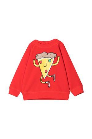 newborn red sweatshirt  STELLA MCCARTNEY KIDS | -108764232 | 602268SQJG56013