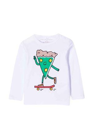 T-shirt bianca neonato STELLA MCCARTNEY KIDS | 8 | 602281SQJG39000