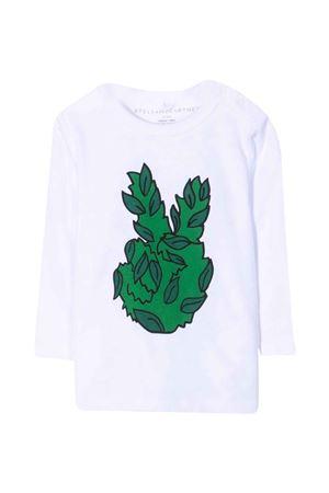 newborn white t-shirt  STELLA MCCARTNEY KIDS | 8 | 602281SRJ869000