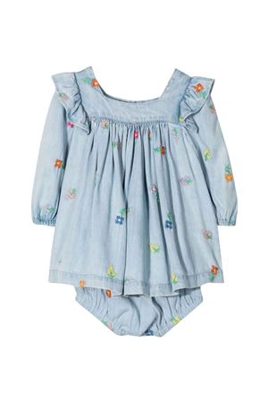 baby girl blue dress  STELLA MCCARTNEY KIDS | 11 | 602540SQKD1H408