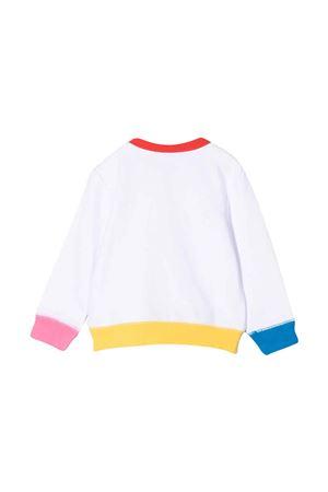 newborn white sweatshirt  STELLA MCCARTNEY KIDS | 5032280 | 602594SRJD19000